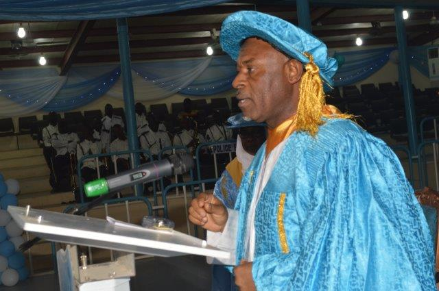 Bayero University, kano: 34th Convocation Award Photographs